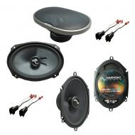 Fits Ford Crown Victoria 1998-2011 Premium Speaker Upgrade Harmony C68 C69 Package New