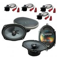 Fits Lincoln Town Car 2003-2011 OEM Premium Speaker Replacement Harmony C68 C69 Package