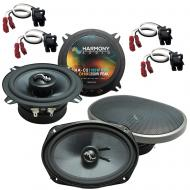 Fits Pontiac Grand Prix 1994-2003 OEM Premium Speaker Upgrade Harmony C5 C69 Package New