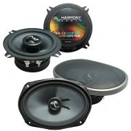 Fits Chevy Aveo (Sedan) 2007-2008 OEM Premium Speaker Upgrade Harmony C5 C69 Package New