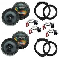 Fits Pontiac G5 2007-2010 Factory Premium Speaker Replacement Harmony (2) C65 Package
