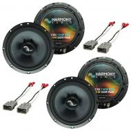 Fits Acura Integra 1986-2001 Factory Premium Speaker Replacement Harmony (2) C65 Package