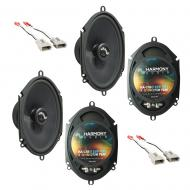 Fits Ford Expedition 1997-1998 Factory Premium Speaker Upgrade Harmony (2) C68 Package