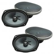 Fits Chrysler Sebring 2007-2010 Factory Premium Speaker Upgrade Harmony (2) C69 Package