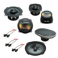 Fits Buick Regal 1995-2004 Factory Premium Speaker Replacement Harmony Upgrade Package