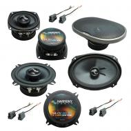 Fits Mitsubishi Montero 92-96 OEM Premium Speaker Replacement Harmony C5 C4 C69 Package