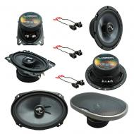 Fits Cadillac DeVille 1988-1989 Factory Speaker Upgrade Harmony Premium Speakers Package