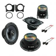 Fits GMC Sonoma 1998-2004 Factory Premium Speaker Replacement Harmony C65 C46 Package
