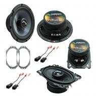 Fits Jeep Wrangler 1997-2006 Factory Premium Speaker Replacement Harmony C46 C65 Package