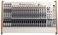 Peavey S24 Sanctuary 21 Channel Chruch Simple Audio Console Mixer - White Finish