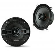 Kicker 44KSC504 Car Audio KS Series 2-Way Coaxial 5 1/4 Speakers 150W Peak KSC50