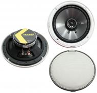 "Kicker 44BCSC54MW Car Audio CS Series 5 1/4"" White 225W Peak Speakers Pair"