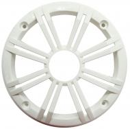 "Kicker 41BKMG61W Marine Audio White 6 1/2"" Boat Speaker Grill - Sold as Single"
