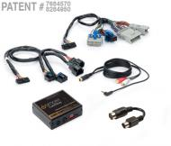 iSimple ISGM12 Sirius/XM Satellite Kit for SXV-100/200 Tuner w/ Auxiliary Input