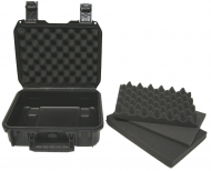"""SKB Cases 3I-1209-4B-L 3i Series Military-Standard 4"""" Deep Waterproof Case with Layered Foam..."""