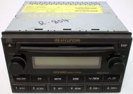 Hyundai 06961-93051 Factory WMA CD Player Stereo Radio