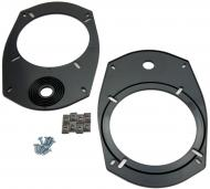 "Fits Jeep Dodge Multi Model Factory 6x9"" to Aftermarket Speakers Adapter Kit"