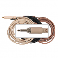 Galaxy Audio CBLECD Replacment Cable with 2.5mm locking  wired for Galaxy ECD & VHF systems