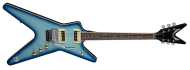 Dean ML 79 F BB Floyd Rose Electric 6 String Blue Burst Dual Pickups Guitar