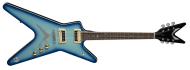 Dean ML 79 BB Electric 6 String Blue Burst Dual Pickups Guitar Brand New