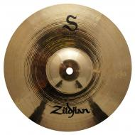 "Zildjian S10HT 10"" S Family Mini Hi-Hat Cymbal Top w/ Balanced Frequency Response - Brillian..."