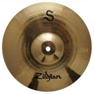 "Zildjian S10HB 10"" S Family Mini Hi-Hat Cymbal Bottom w/ Balanced Frequency Response - Brill..."
