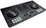Denon MC7000 Pro DJ Controller 4 Channel Serato Digital Mixer Dual USB Interface