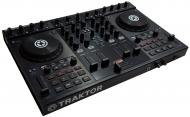 Native Instruments Tracktor Kontrol S4 MK1 Digital DJ Audio Controller