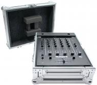 "Harmony Cases HCCDJ Flight DJ Road Travel Custom Case for Universal 12"" Mixer"