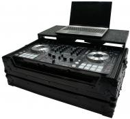 Harmony HCDDJSXLTBK Flight Glide Laptop Tray DJ Custom Case for Pioneer DDJ-SX3