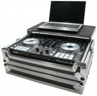 Harmony HCDDJSRLT Flight Ready Glide Laptop Stand Tray DJ Case Pioneer DDJ-SR2