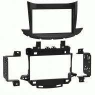 Metra 95-3023HG 2017-2019 Chevy Trax Double DIN Radio Stereo Dash Install Kit