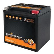 Shuriken SK-BTX30L High Performance AGM Battery 420CCA 12V Battery