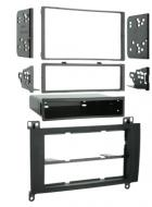 Freightliner Sprinter 2014 2015 2016  Single Double DIN Stereo Radio Install Dash Kit