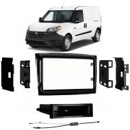 Ram Promaster City 2015-2018 Single or Double DIN Stereo Radio Install Dash Kit