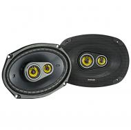 "Kicker 46CSC6934 Car Audio 6x9"" 3-Way Full Range Stereo Speakers Pair CSC693"
