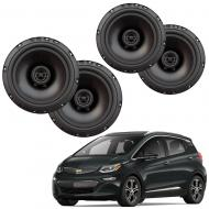 Chevrolet Bolt EV 2017-2019 Factory Speaker Upgrade Package Harmony R65 Speakers
