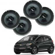 Chevrolet Bolt EV 2017-2019 Premium Speaker Upgrade Package Harmony C65 Speakers