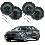 Fits Hyundai Sonata 2018-2019 Premium Speaker Upgrade Harmony C65 Speakers