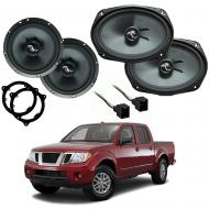 Fits Nissan Frontier 2014-2019 Premium Speaker Upgrade Harmony C65 C69 New