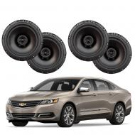 Chevrolet Impala 2014-2018 Factory Speaker Upgrade Package Harmony R65 Speakers