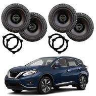 Fits Nissan Murano 2015-2018 Factory Speaker Upgrade Package Harmony R65 New