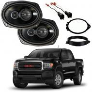 GMC Canyon Crew Cab 2015-2018 Factory Speaker Upgrade Package Harmony R69 New