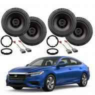 Honda Insight 2019 Factory Speaker Upgrade Package Harmony R65 Speakers New