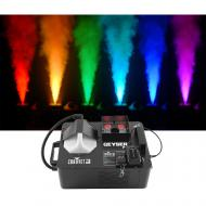 Chauvet Geyser P4 Vertical Fog Blast LED Effect Light - Refurbished