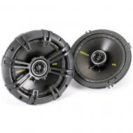 "Kicker 40CS654 Car Audio Coaxial 6 1/2"" Speakers CS65 (Certified Refurbished)"