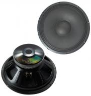 "2x Harmony HA-P15LS16 Replacement 15"" Pro PA 1000W Subwoofer - Speaker 16 Ohm"