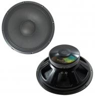 """2x Harmony HA-P15LS8 Replacement 15"""" Pro PA 1000W Subwoofer - Speaker 8 Ohm"""