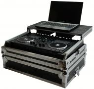 Harmony HCRTMIX8LT Flight Glide Laptop Stand DJ Custom Case Reloop Terminal Mix 8