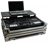 Harmony HCDDJ1000LT Flight Glide Laptop Stand DJ Custom Case for Pioneer DDJ-1000